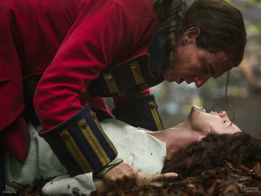 Claire was raped in season two