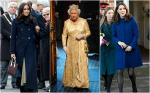 Everyone Talks About The Big Difference Between The Queen's Official Approval of Kate And Meghan