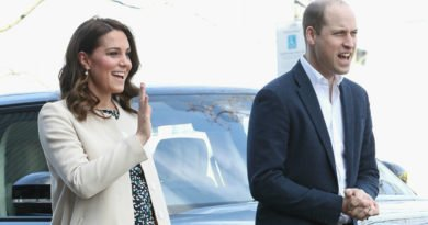 Kate Middleton maternity leave