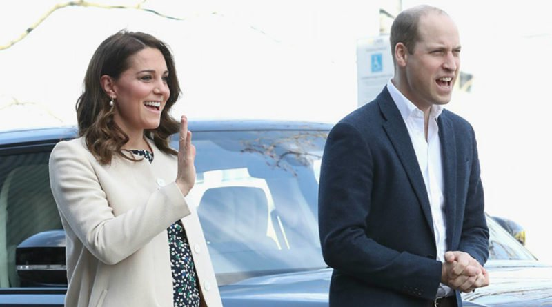 Kate Middleton maternity leave