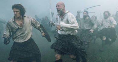 Outlander Reunion Two Fan Favorites Reunited In La