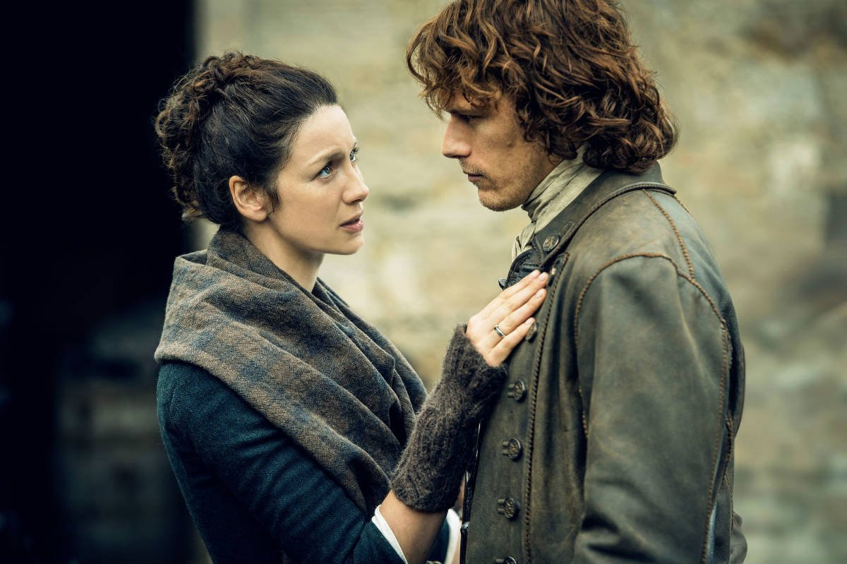 how to watch season 3 of outlander