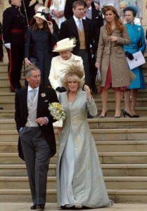 Prince CharlesandCamillain Windsor in 2005