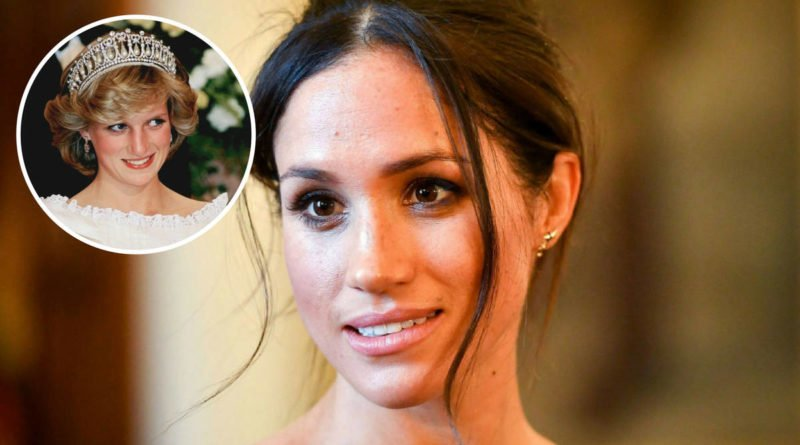 Princess Diana's Family Offered Meghan MarkleTo Wear ThisTribute On Royal Wedding