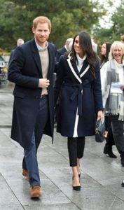 Harry and Meghan Markle