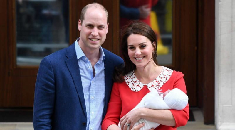Have William And Kate Dropped A Hint About Their Baby Boy Name
