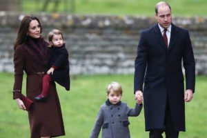 Kate Middleton And Prince William's Third Child Offiial Royal Title