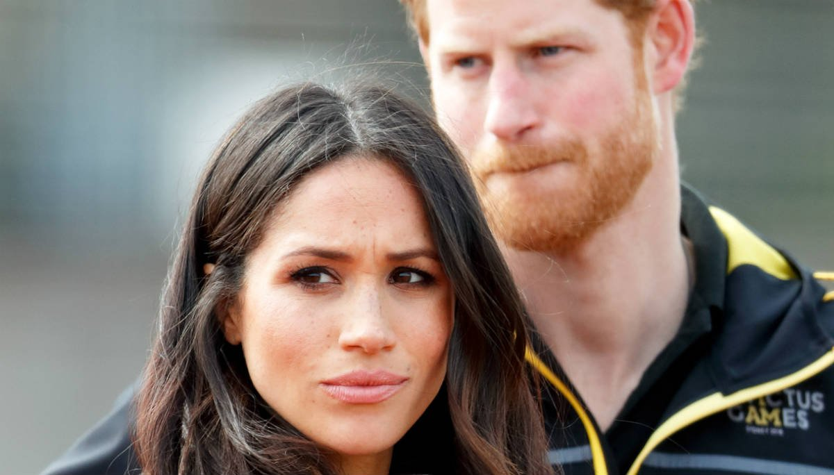Meghan Markle accused of acting phony by half-brother photo