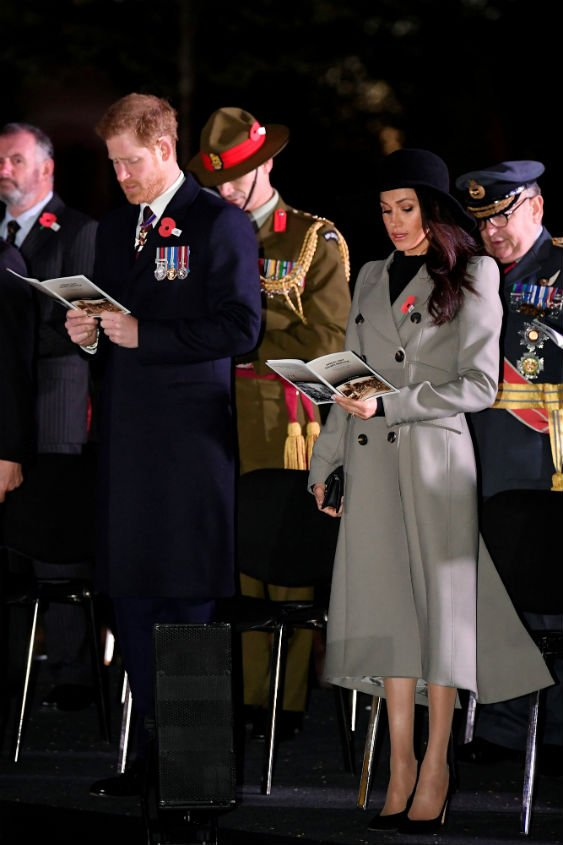 Prince Harry and Ms. Markle