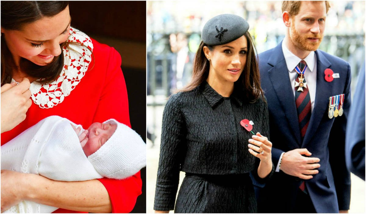 Prince Louis Will Not Be Able To Attend Meghan And Harry\'s Royal ...