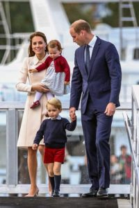 Prince William and Kate Middleton, the Duchess of Cambridge, made a rare public family outing with their adorable children, Prince George and Princess Charlotte.