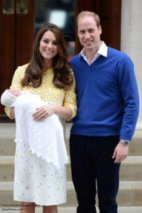 The Duke and Dutchess of Cambridge