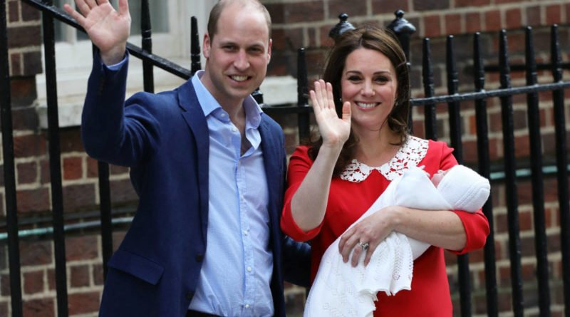 What Kate Middleton And Prince William Told Each Other As They Posed