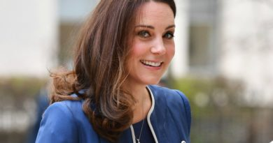 kate middleton in labour