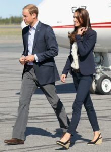 of Prince William and Catherine Middleton