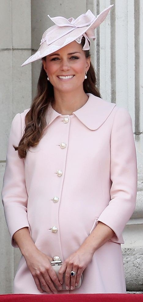 duchess of cambridge maternity leave