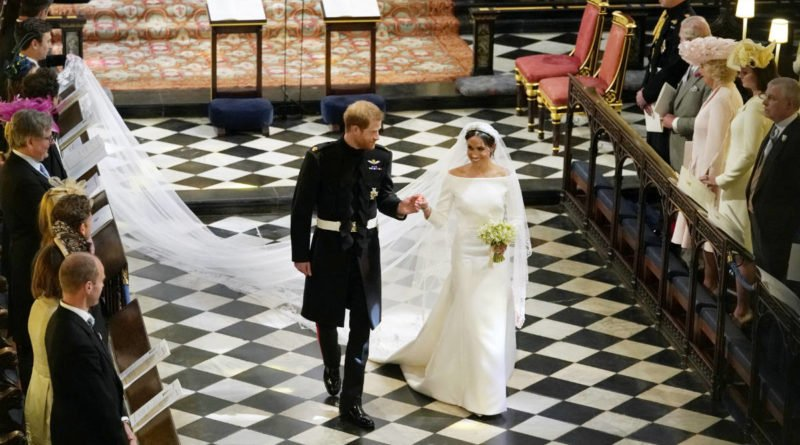 Meghan Markle's wedding