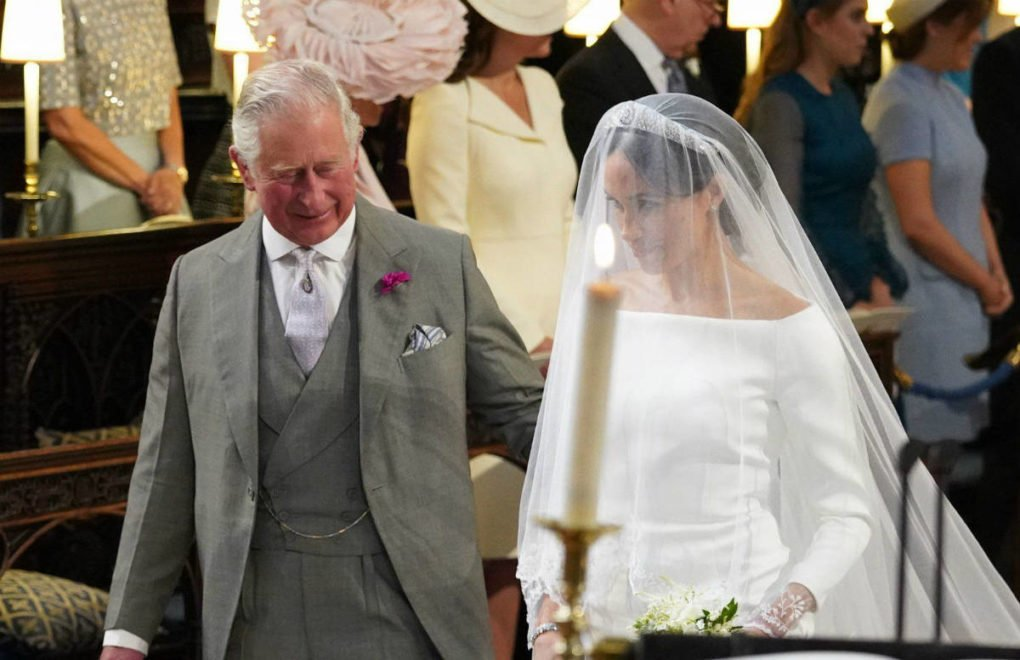 Meghan Thanked Prince Charles In An Emotional