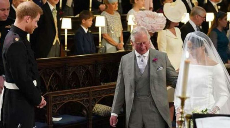 Prince Charles Played A Part In The Best Part Of The Royal Wedding
