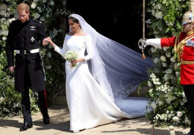"What Were Meghan's ""Something Borrowed"" And ""Something New""?"