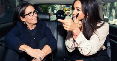 eghan Markle and Bobbi Brown