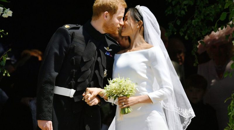 Everything You Need To Know That Happened At The Royal Wedding Reception!