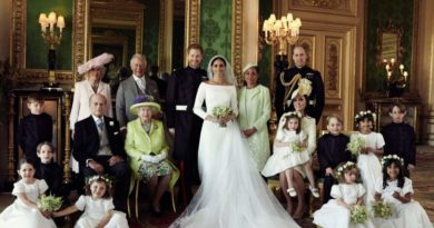 harry and meghan family 1