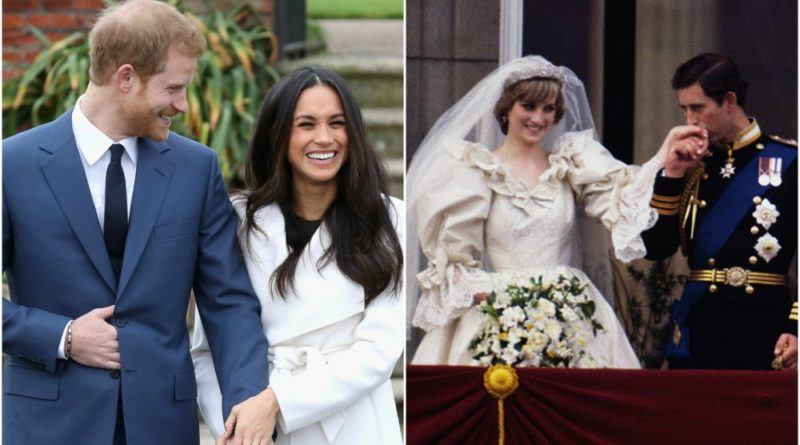 harry meghan diana