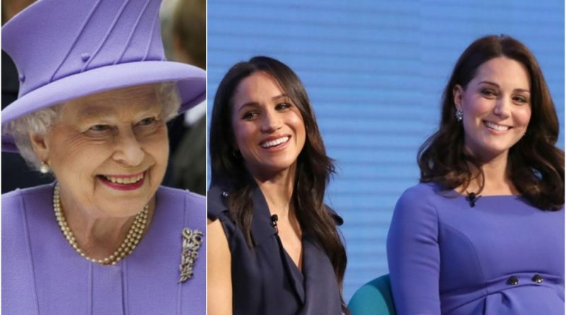 kate meghan queen