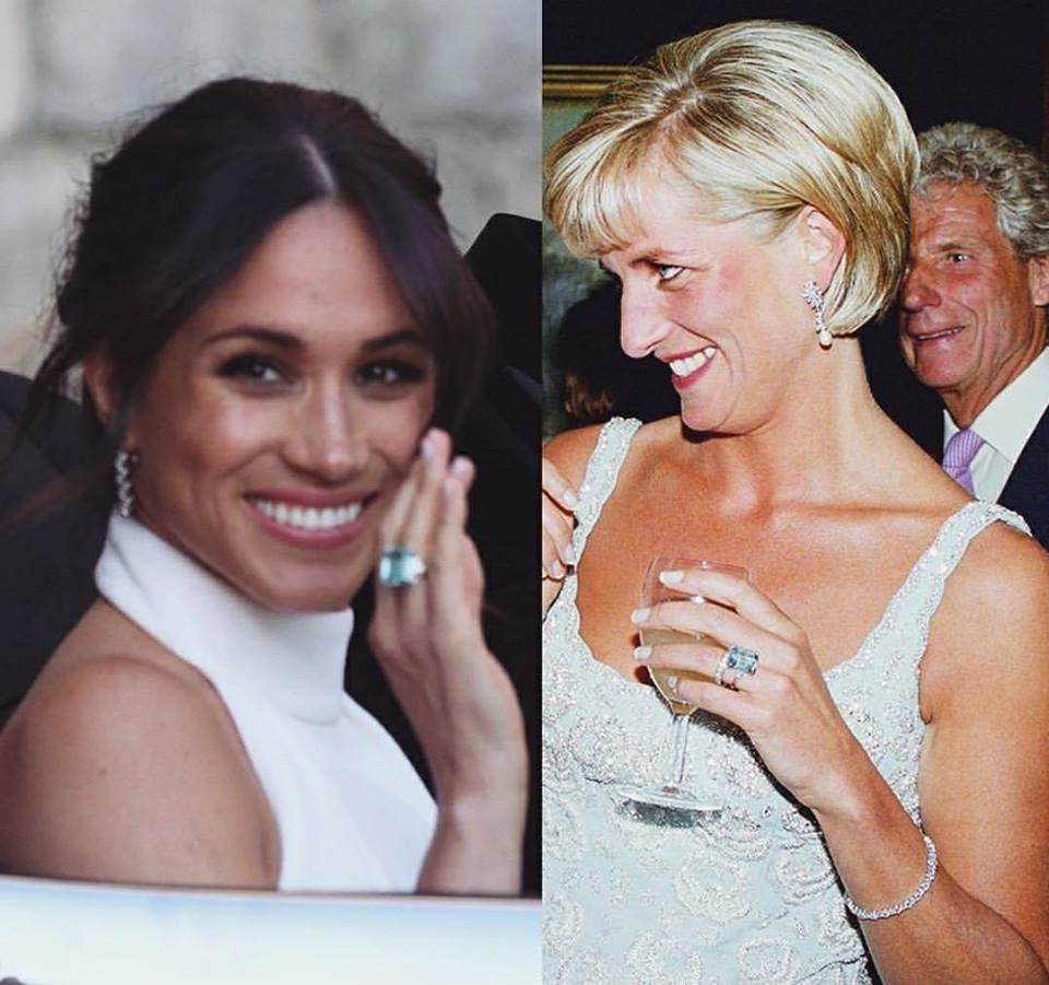 Download Meghan Markle Diana Jewellery