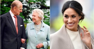 meghan markle queen and prince philip