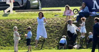 Kate Middleton Running 2