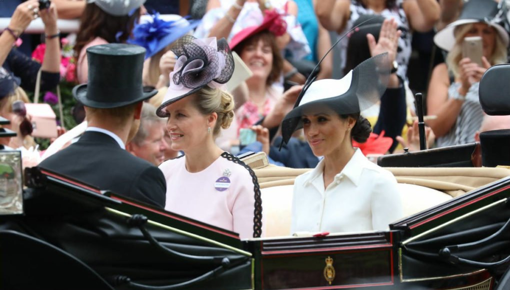 Meghan Markle Royal Ascot 2