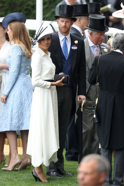 Meghan Markle Royal Ascot
