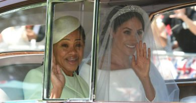 Meghan Markle's Mother Favorite Moment From The Royal Wedding Revealed