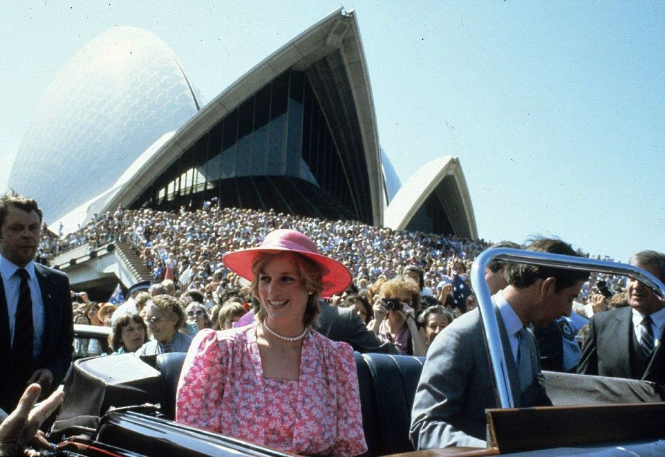 Princes Diana and Prince Charles Opera House