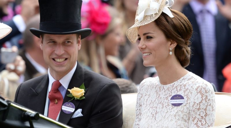 kate and william royal ascot