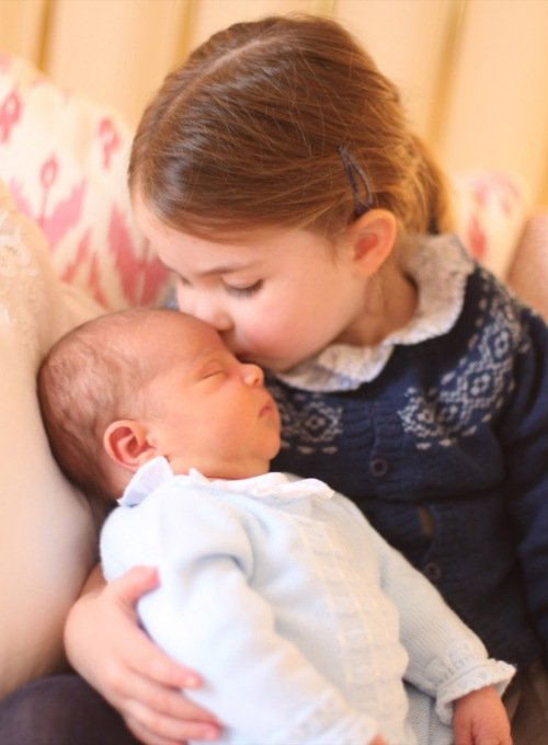 louis and charlotte