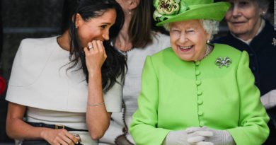 meghan markle and queen elizabeth 2