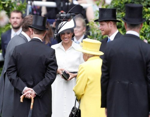 royals at royal ascot