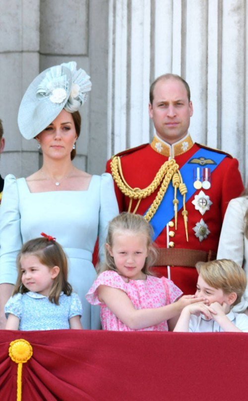 william kate george charlotte savannah