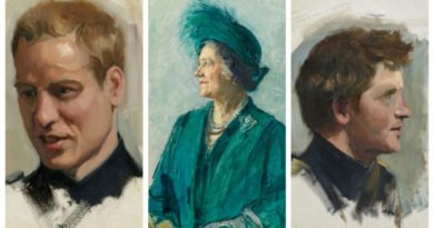 UnseenRoyal Portraits Revealed