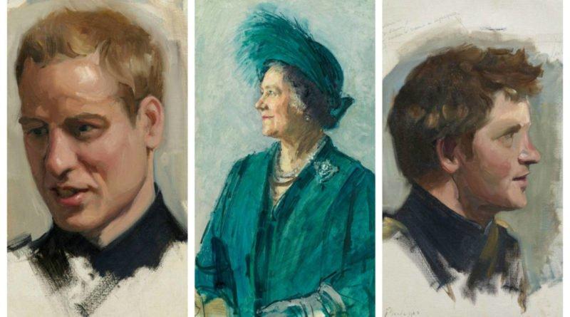 UnseenRoyal Portraits Revealed