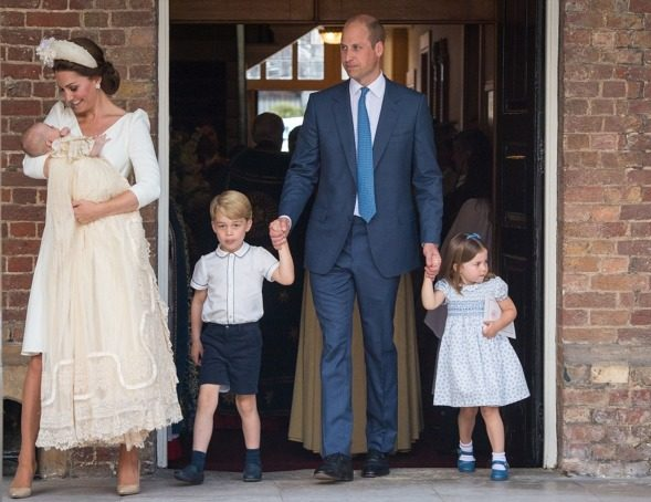 kate william charlotte george louis
