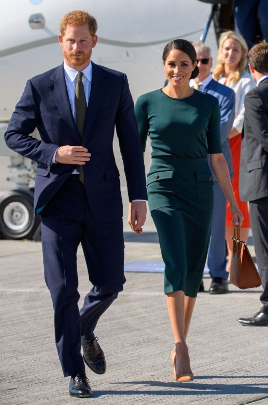 harry and meghan ireland