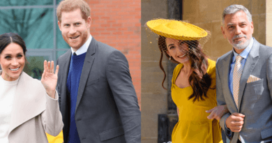 Meghan Markle and Prince Harry's Secret holiday with George and Amal Clooney