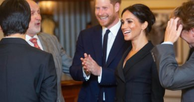 Prince Harry and Meghan Markle 3