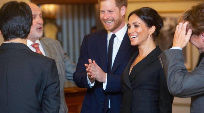 Prince Harry and Meghan Markle 3