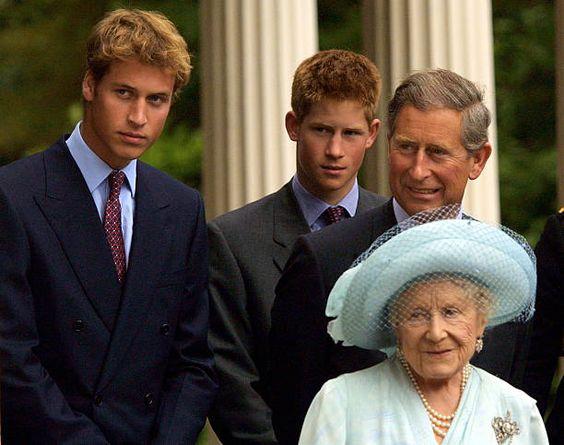 harry william queen mother 3