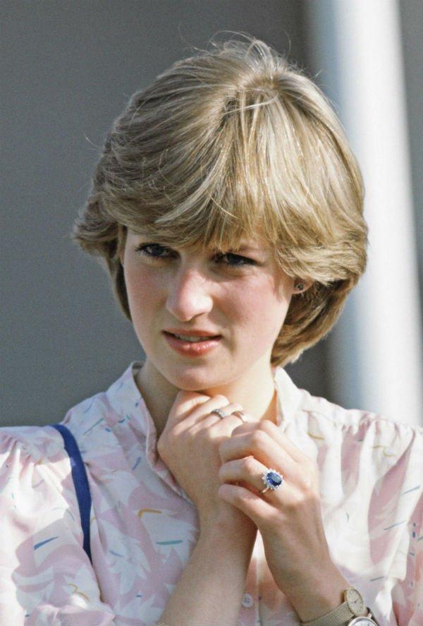 princes diana engagement ring
